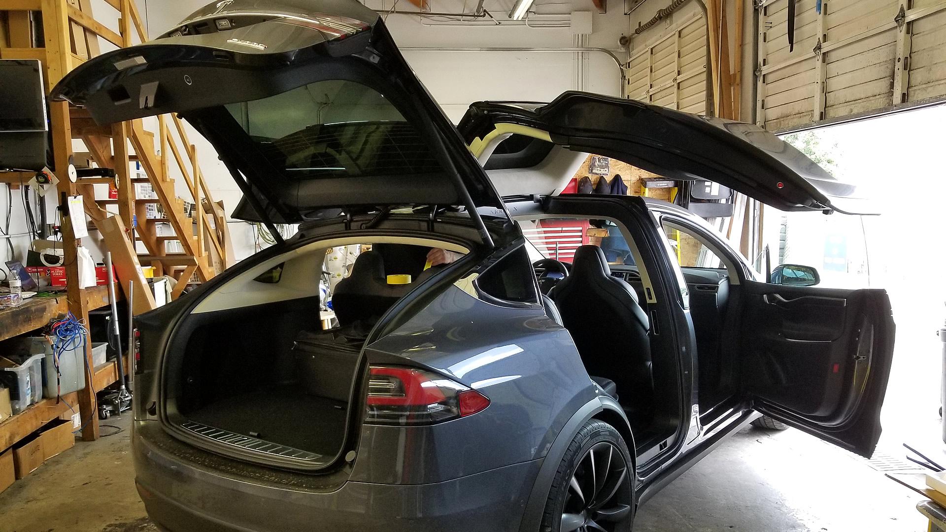 Car detailing in Lynnwood