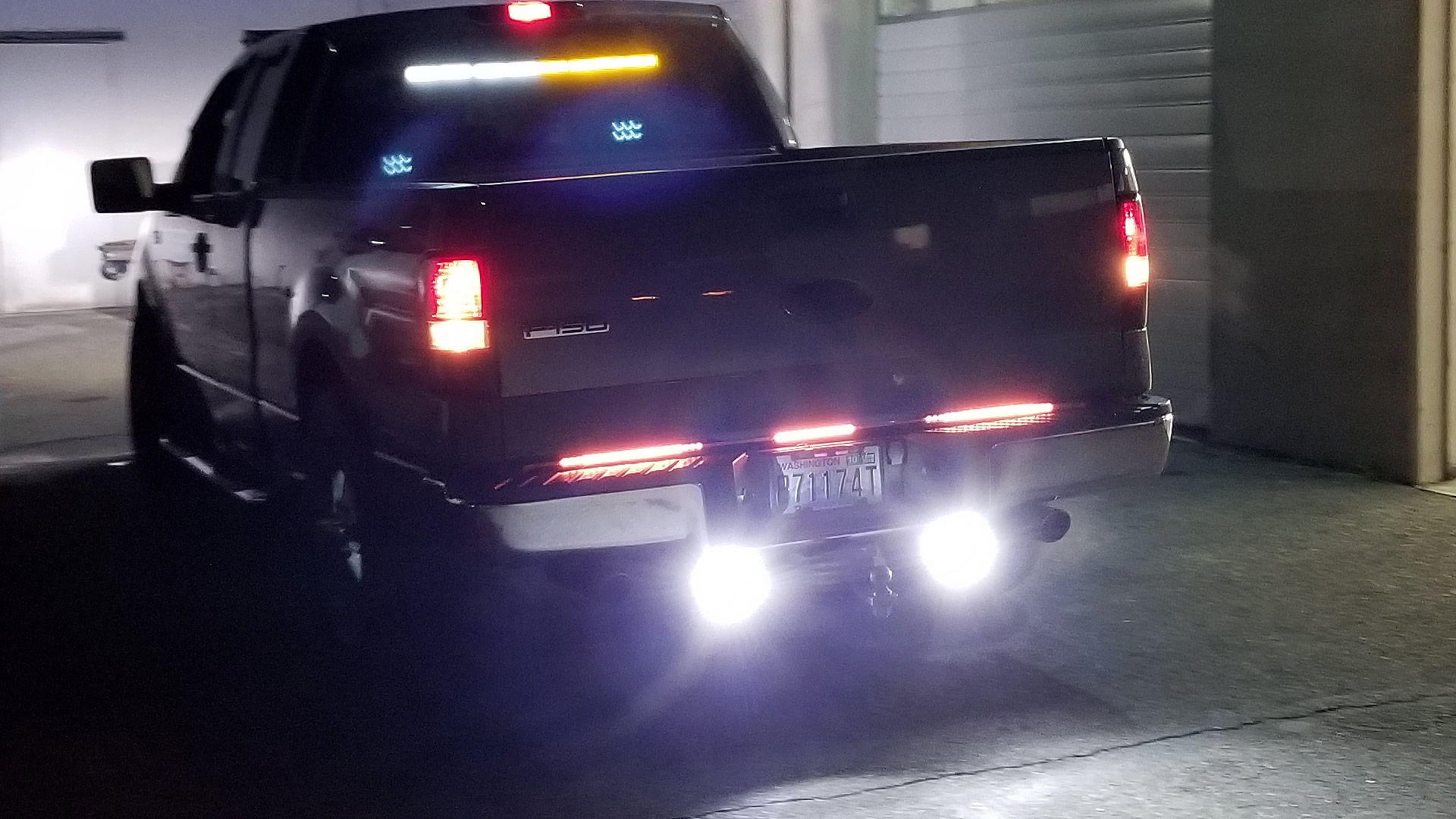 Custom HID lights installed lynnwood