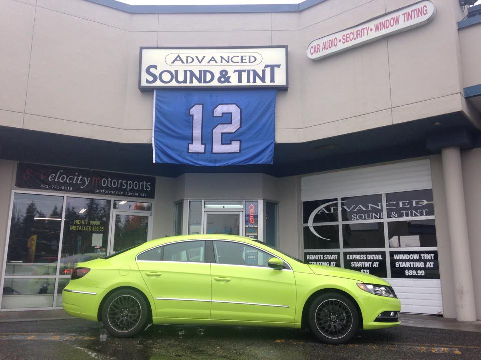 Paint Protection in Lynnwood
