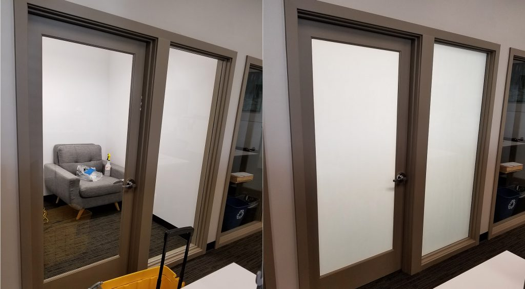 Commercial window tinting in Lynnwood