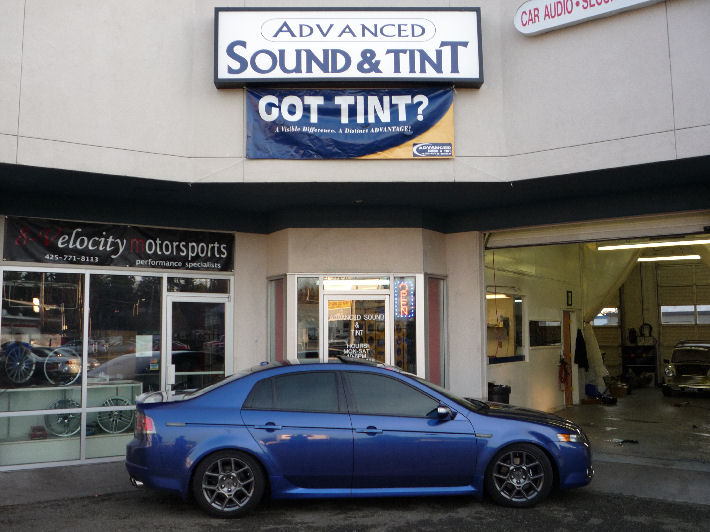 Advanced Sound & Tint