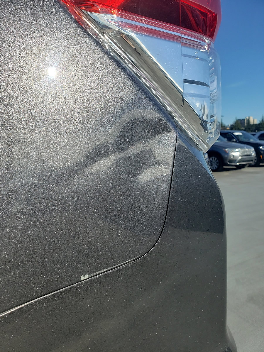 paintless dent removal in Lynnwood