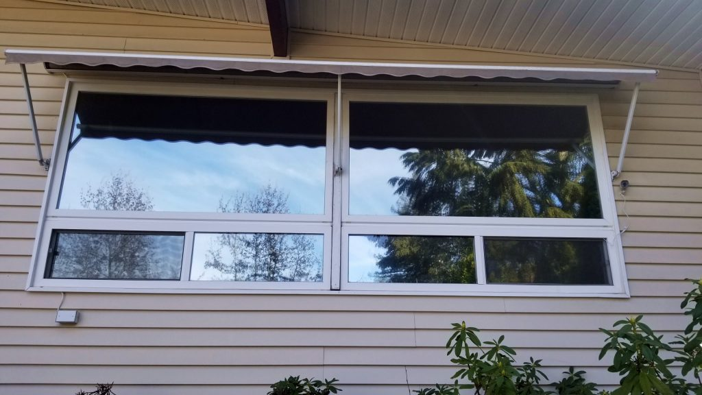 Residential window tinting in Lynnwood