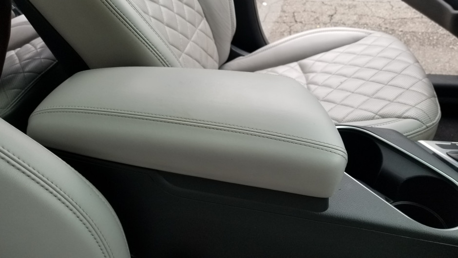 Detailed Center Console